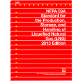 NFPA-59A(13): Standard for the Production, Storage, and Handling of Liquefied Natural Gas (LNG)