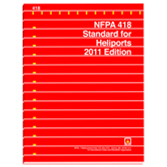 NFPA-418(11): Standard for Heliports