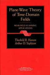 IEEE-33428-1 Plane-Wave Theory of Time-Domain Fields : Near-Field Scanning Applications