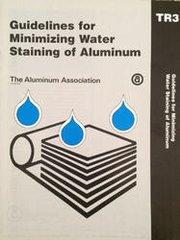 AA-TR-3SET Guidelines for Minimizing Water Staining (SP & ENG)