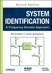 IEEE-64037-1 System Identification: A Frequency Domain Approach, 2nd Edition