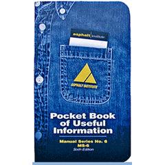 MS-6 Asphalt Pocketbook of Useful Information