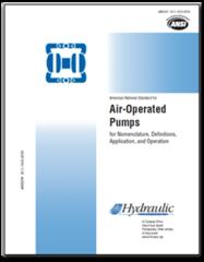 HI-B124 ANSI/HI 10.1-10.5-2010 Air-Operated Pumps
