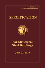 AISC-360-10 2010 Specification for Structural Steel Buildings (First Printing)