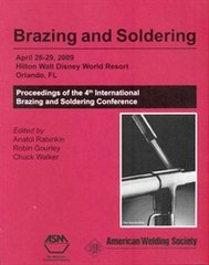 AWS- IBCS 2006 International Brazing & Soldering Conference Proceedings (HISTORICAL)