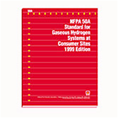 NFPA-50A(99) Standard for Gaseous Hydrogen Systems at Consumer Sites