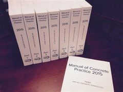 ACI-MCPUSB15PACK 2015 Manual of Concrete Practice (MCP) COMBO (USB & HARD COPY)