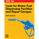 NFPA-30A(15): Code for Motor Fuel Dispensing Facilities and Repair Garages