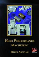 PLASTICS-02462 1998 High Performance Machining, (Hanser)