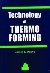 PLASTICS-01984-1996 Technology of Thermoforming, (Hanser)
