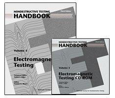 ASNT-0145WCD-PK Nondestructive Testing Handbook, Third Edition: Volume 5, Electromagnetic Testing (ET)
