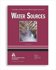 AWWA-1955 WSO: Water Sources, Fourth Edition