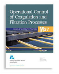 AWWA-M37 2011 Operational Control of Coagulation and Filtration Processes, Third Edition