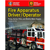 NFPA-RES33714 Fire Apparatus Driver/Operator: Pump, Aerial, Tiller and Mobile Water Supply, Second Edition