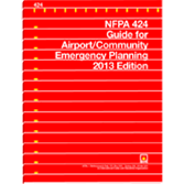 NFPA-424(13): Guide for Airport-Community Emergency Planning