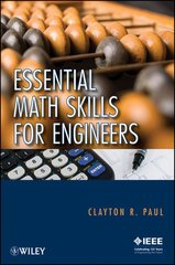 IEEE-40502-4 Essential Math Skills for Engineers