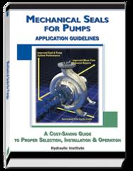 HI-A132 Mechanical Seals for Pumps: Application Guidelines, HI (Video Presentation Available)