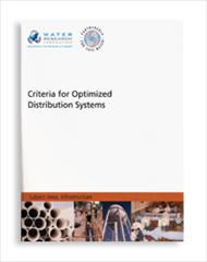 AWWA-94109 Criteria for Optimized Distribution Systems