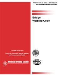AWS- AASHTO/AWS D1.5M/D1.5:2008 Errata Bridge Welding Code (Historical)