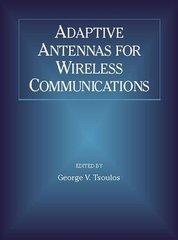 IEEE-36016-7 Adaptive Antennas for Wireless Communications