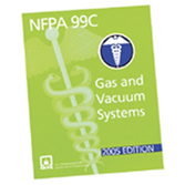 NFPA-99C (PRIOR): Gas and Vacuum Systems