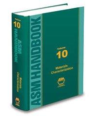 ASM-06358G-V10-1986 ASM Handbook Volume 10: Materials Characterization