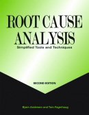 ASQ-H1287-2006 Root Cause Analysis: Simplified Tools and Techniques, Second Edition