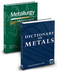 ASM-05371G Metallurgy Basics Bundle
