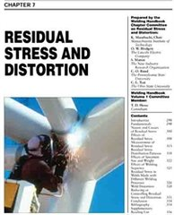 AWS- WHC1.07 Residual Stress and Distortion