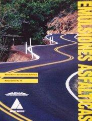 MS-19S Manual Básico de Emulsiones Asfálticas (Presentación en video)