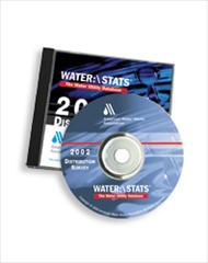 AWWA-53007 Waterstats 2002 Water Utility Distribution Survey CD-ROM