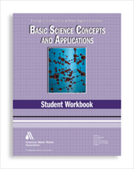 AWWA-1954 2010 WSO: Basic Science Concepts and Applications Student Workbook, Fourth Edition