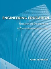 IEEE-74111-4 Engineering Education: Research and Development in Curriculum and Instruction