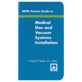 NFPA-PGMG04 Pocket Guide to Medical Gas and Vacuum Systems Installation