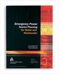 AWWA-20559 Emergency Power Source Planning for Water and Wastewater