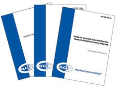 ACI-Slab-Combination-Pack: Concrete Slabs, Concrete Floors, and Slabs on Ground (Video Presentation)