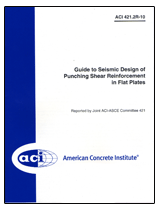ACI-421.2R-10 Guide to Seismic Design of Punching Shear Reinforcement in Flat Plates