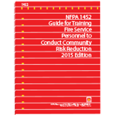 NFPA-1452(15): Guide for Training Fire Service Personnel to Conduct Dwelling Fire Safety Surveys