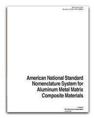 AA-ANSIH35.513 ANSI H35.5-2013 Metal Matrix Composite