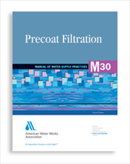 AWWA-M30 1995 Precoat Filtration, Second Edition