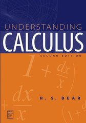 IEEE-1-43307-1 Understanding Calculus, 2nd Edition (Video Presentation Available)