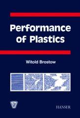 PLASTICS-02776 2000 Performance of Plastics, (Hanser)