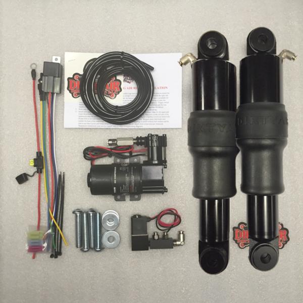 DIRTY AIR Dyna Rear Air Suspension System