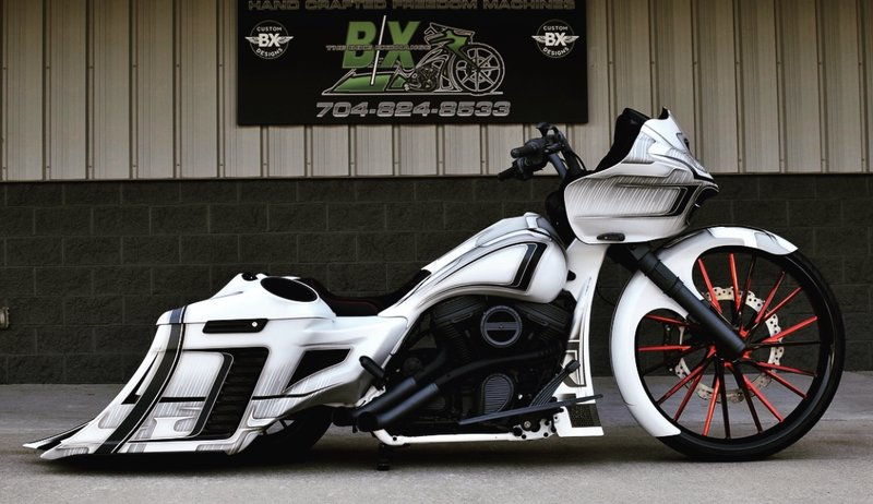 DIRTY AIR - HARLEY DAVIDSON TOURING AIR RIDE - Air ride for your