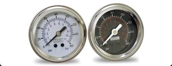 • DIRTY AIR Pressure Gauge Kit