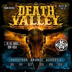 Death Valley Phosphor Bronze 6 String