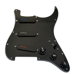 Lace Sensor Value Loaded Pickguard