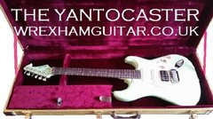 JEFF BECK YANTOCASTER ARTIST INSPIRED SERIES