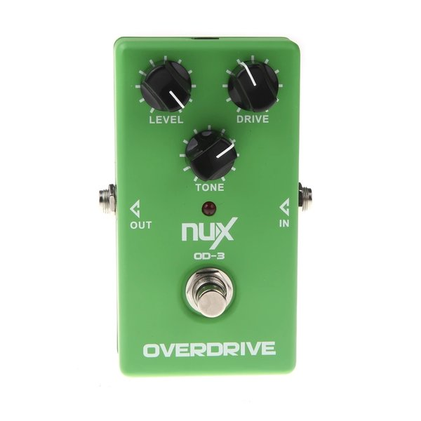 NUX OD-3 OVERDRIVE GUITAR EFFECTS PEDAL STOMPBOX