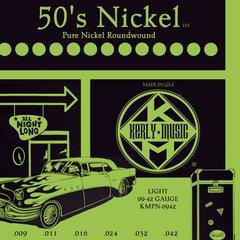 50's NICKEL ELECTRIC GTR 6 STRINGS